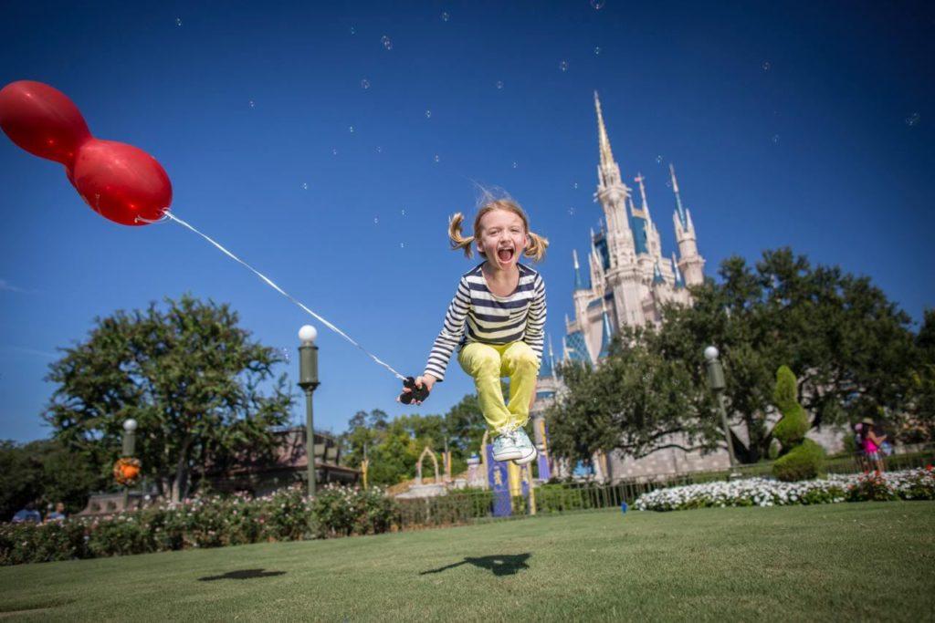 A Day at Magic Kingdom