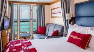 05 Deluxe Oceanview Stateroom with Verandah (standard)